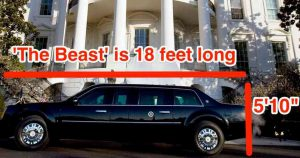 President obama Armored Limo-The Beast-03