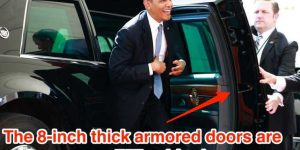 President obama Armored Limo-The Beast-07