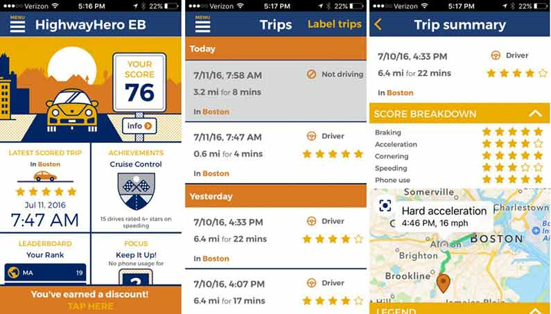 Liberty Mutual's Apps Make Everyday Driving a Game You Will Enjoy
