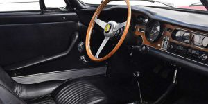 1966 Ferrari 275 GTB interior-Supercar to Auction