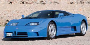 1994 Bugatti EB110GT-Supercar to Auction