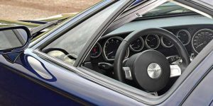 2005 Ford GT interior-Supercar to Auction