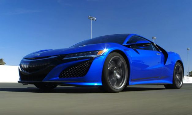 Is 2017 Acura NSX The Slowest Hypercar Ever?