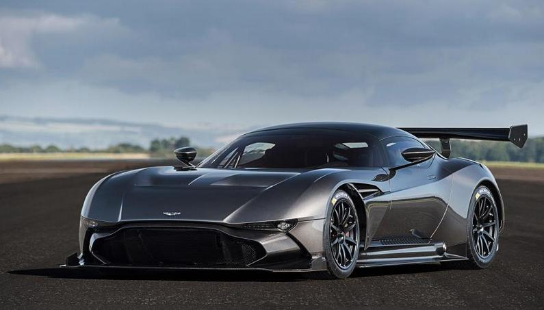 These Guys Are Going To Make The Aston Martin Vulcan Street-Legal