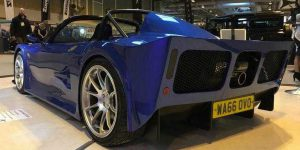 Avatar Roadster with Focus RS Engine-image5