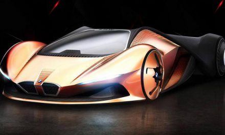 This BMW M1 Shark Concept Is Not From This World