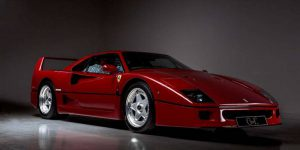Ferrari F40 Owned by Eric Clapton-02