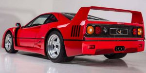 Ferrari F40 Owned by Eric Clapton-03