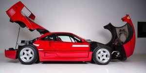 Ferrari F40 Owned by Eric Clapton-05