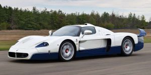 Maserati MC12-Supercar to Auction