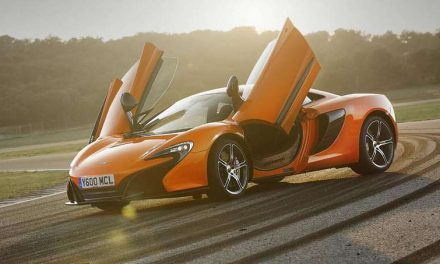 10 Things You Didn't Know About The McLaren 650S
