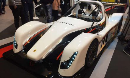 Radical RXC500 Next To Smash Nürburgring Record