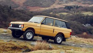 Range Rovers Restored First-Generation