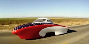 Stanford Solar Car Projects