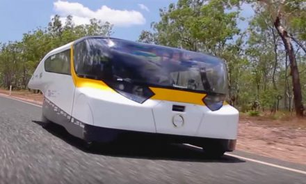 Futuristic Solar Car Projects