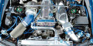 Tuning Turbo Engines-air filter