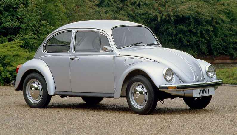 Volkswagen Beetle-Greatest German Cars