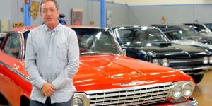 tim allen vintage car collection