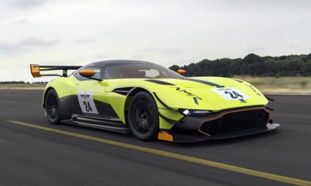 Here's The Aston Martin Vulcan AMR Pro If Your 800-HP Hypercar Isn't Hardcore Enough