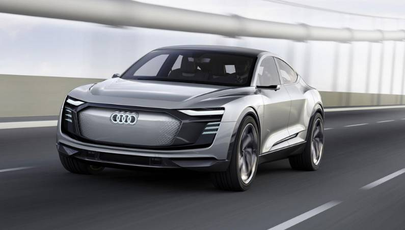 Officially: Audi E-tron Sportback Is Entering Production