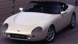 Griffith 500 TVR(1990s)