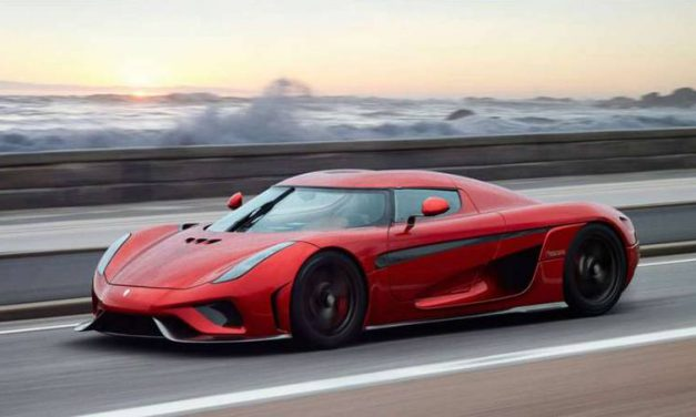 Koenigsegg Regera Is All Sold Out, Each for 1.9 Million Dollars!
