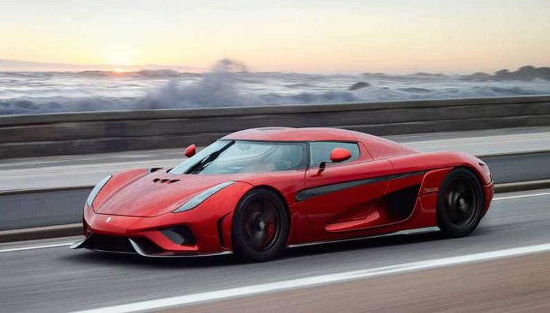 Koenigsegg Regera Is All Sold Out Each For 1 9 Million Dollars Super Cars Corner