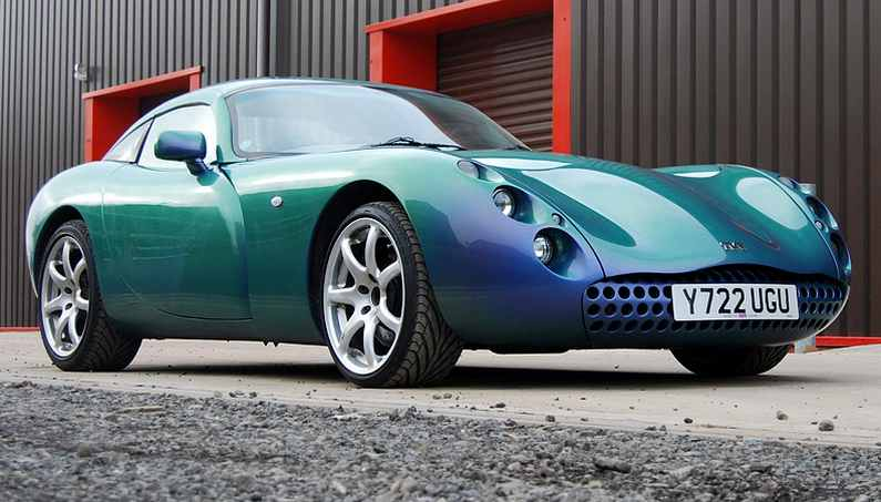 Tuscan TVR(1999)