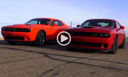 Duel: RWD vs HP: 707-hp RWD Challenger Against 305-hp AWD Challenger