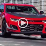 Shockingly Quick: Chevy Camaro ZL1 1LE At the Nurburgring