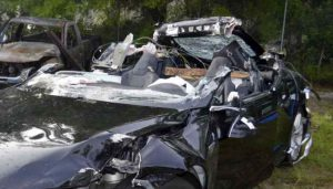 Fatal Tesla Crash-Driver Ignored the Warnings To Take Control Back From Autopilot