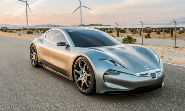 Tesla's Competitor Fisker EMotion Has 400 mile + range, 9 min Fast Charging