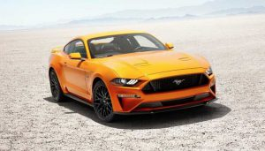 New 2018 Ford Mustang GT Redline-image1
