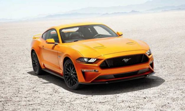 Will The New 2018 Ford Mustang GT Redline at 7500 RPM?!
