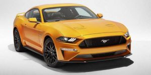 New 2018 Ford Mustang GT Redline-image3