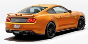 New 2018 Ford Mustang GT Redline-image5