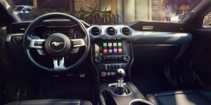 New 2018 Ford Mustang GT Redline interior-image7