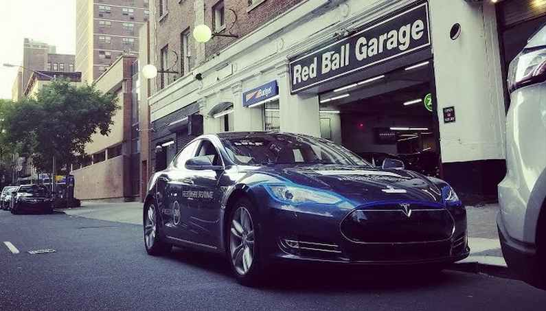 New Tesla Record From Los Angeles To New York In 52 Hours Super Cars Corner