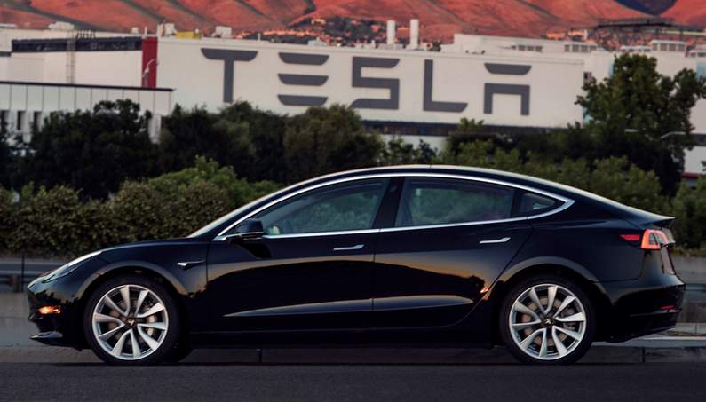 Production of the Tesla Model 3 Officially Begins!